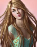 Commission: Lara by Selenada