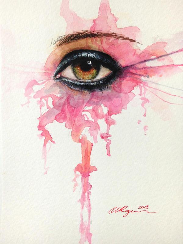 Murmurous Lilt (print) by Selenada