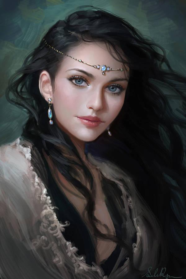 Princess Lauralye by Selenada