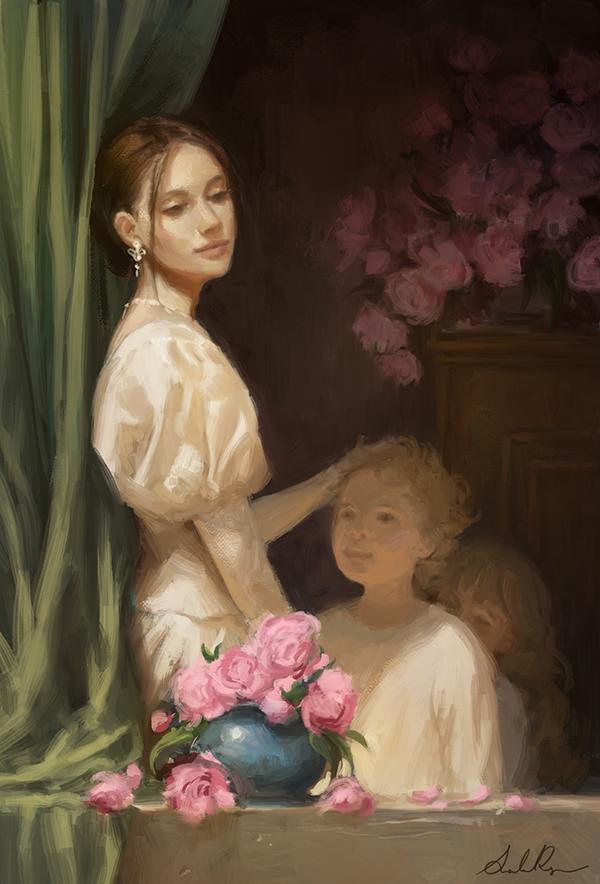 The Elder Sister by Selenada