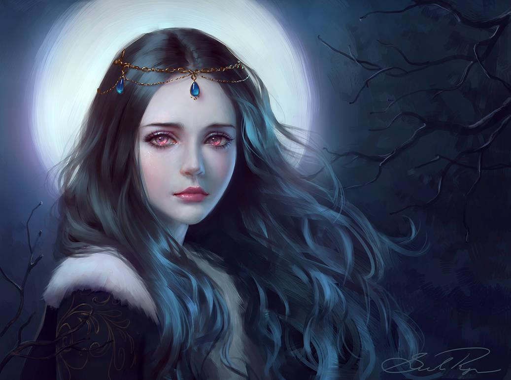 Moonlight Shine by Selenada