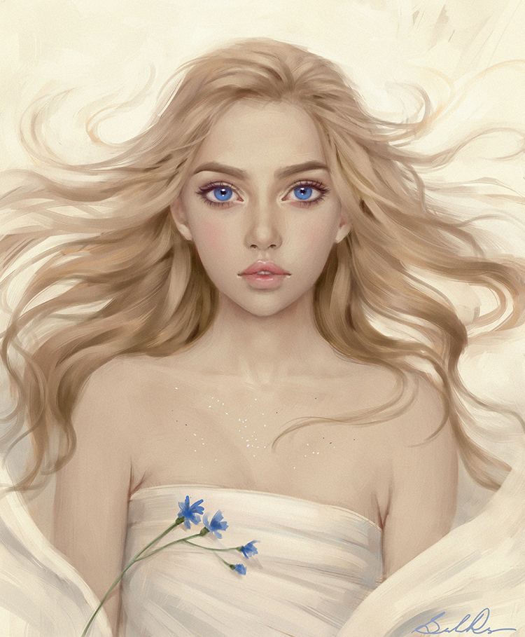 Adoptable Portrait 2 [CLOSED] 24hrs by Selenada