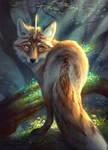 Foxicorn by Selenada