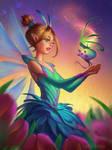 Fairy Color Glissando