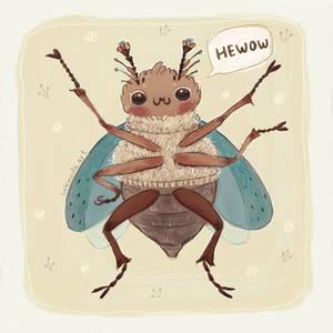 Hewow cute Bug