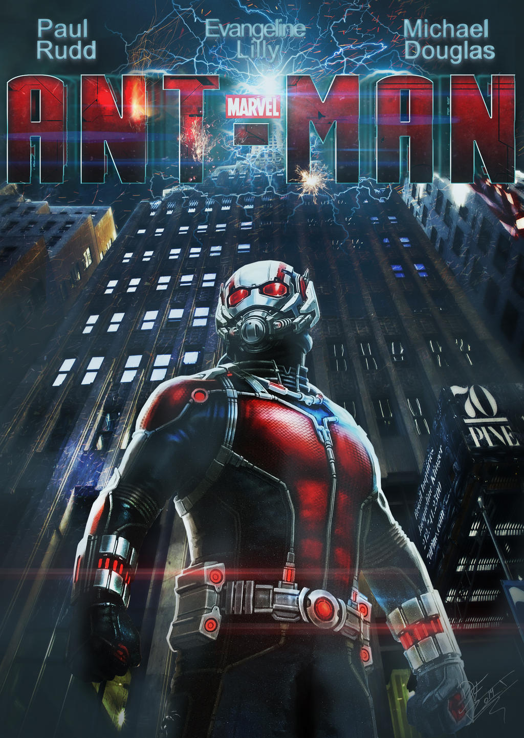antman 2015 poster 3 by cinefilomania on deviantart