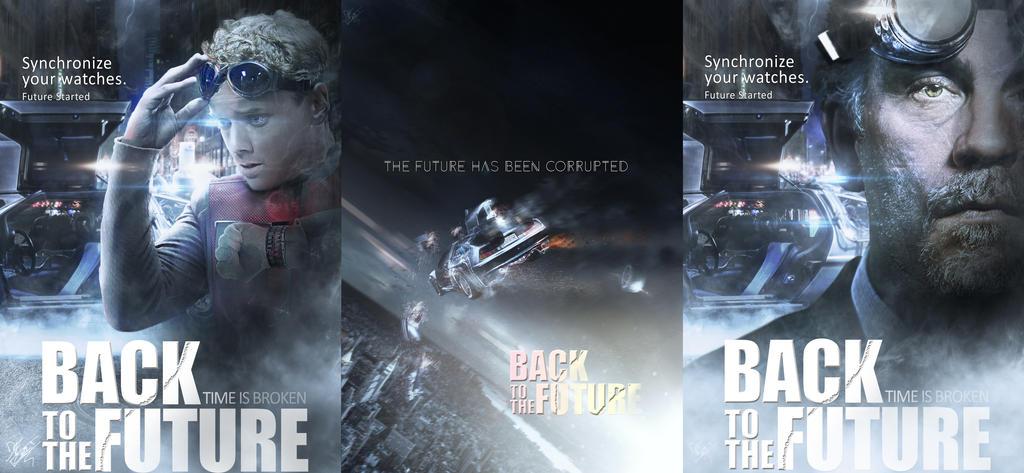 Resultado de imagem para back to the future remake