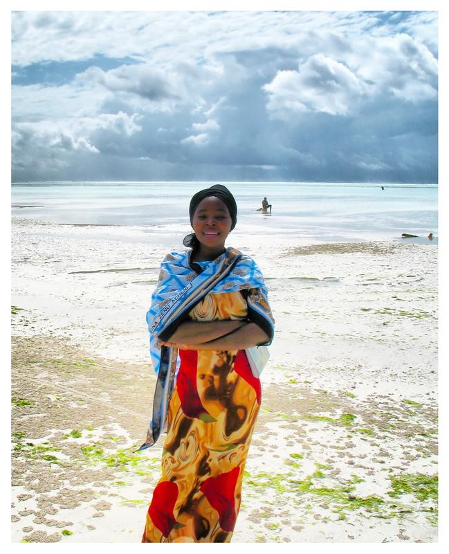 Woman from Zanzibar by Lilia73