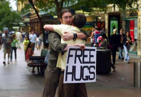 free hugs. by theMODEL-misfit