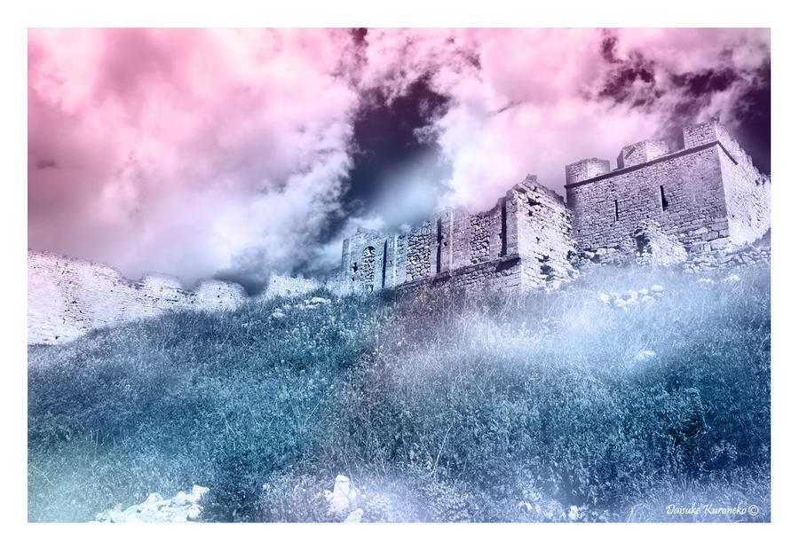Castle by daisukekuroneko