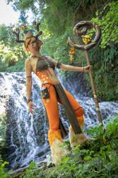 Blossom cosplay - Battlerite 09 by Chimeral-CosplayArt