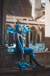 Ice Lux cosplay - League of Legends