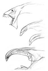 Ikran Alien Head search by deviantetienne