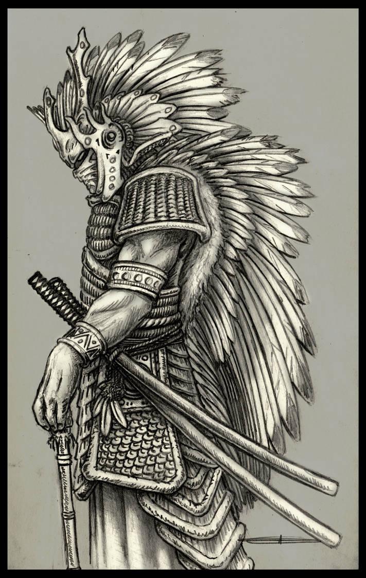Cheyenne Samurai