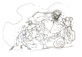 Hulk Transformation by timmytom