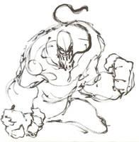 Brushy Venom by timmytom