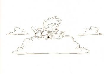 Cloud Readin by timmytom