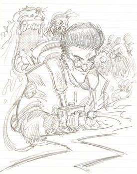 Egon for Harold Ramis