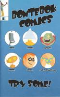 Bontebok Comics Cover by timmytom