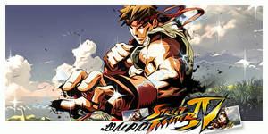 Street Fighter 4 Signature