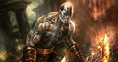 God of War Signature by Loupu