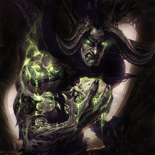 Warcraft Wallpaper by Loupu