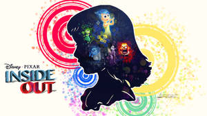 Inside Out - Disney Pixar by Dreamvisions86