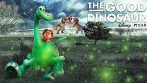 The Good Dinosaur - Disney Pixar