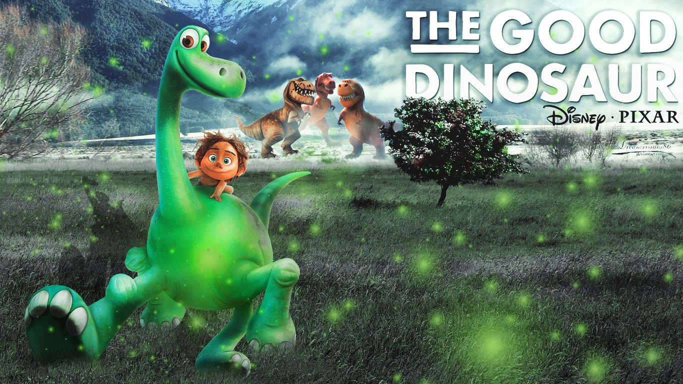 Disney Pixar By Dreamvisions86 On