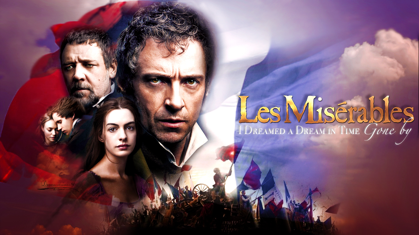 Les Miserables I Dreamed A Dream In Time Gone By By Dreamvisions86 On Deviantart