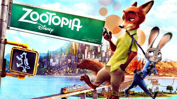 Zootopia - Disney