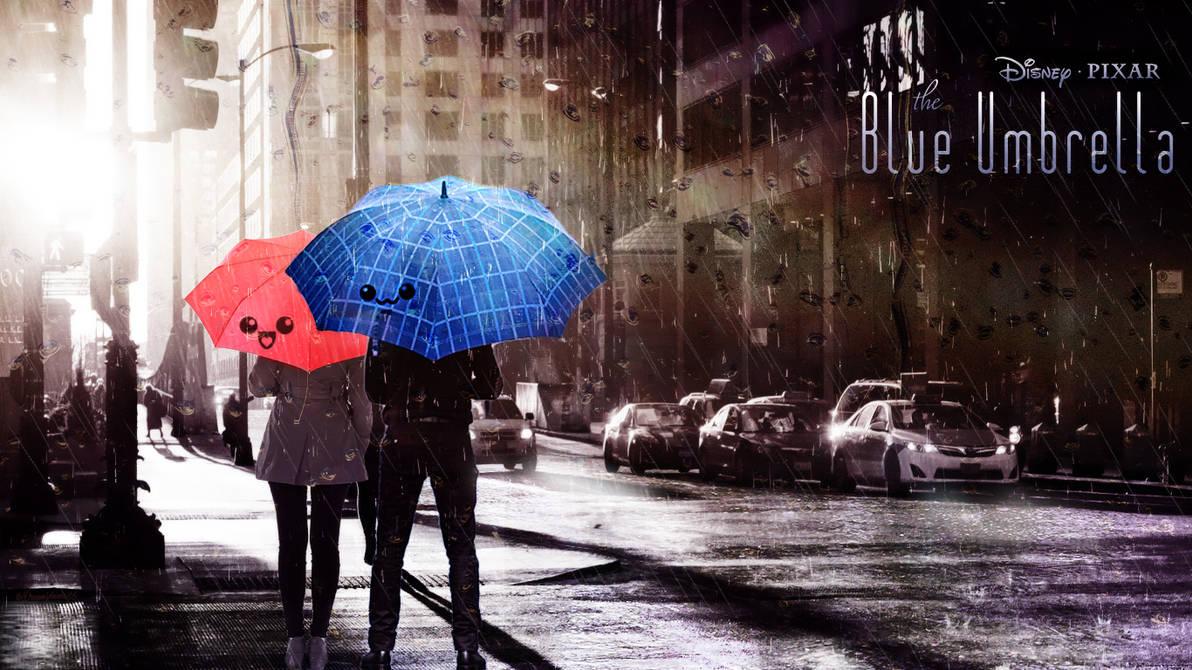 The Blue Umbrella - Disney Pixar