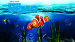 Finding Nemo - Disney Pixar by Dreamvisions86