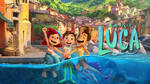 Disney Pixar Luca by Dreamvisions86