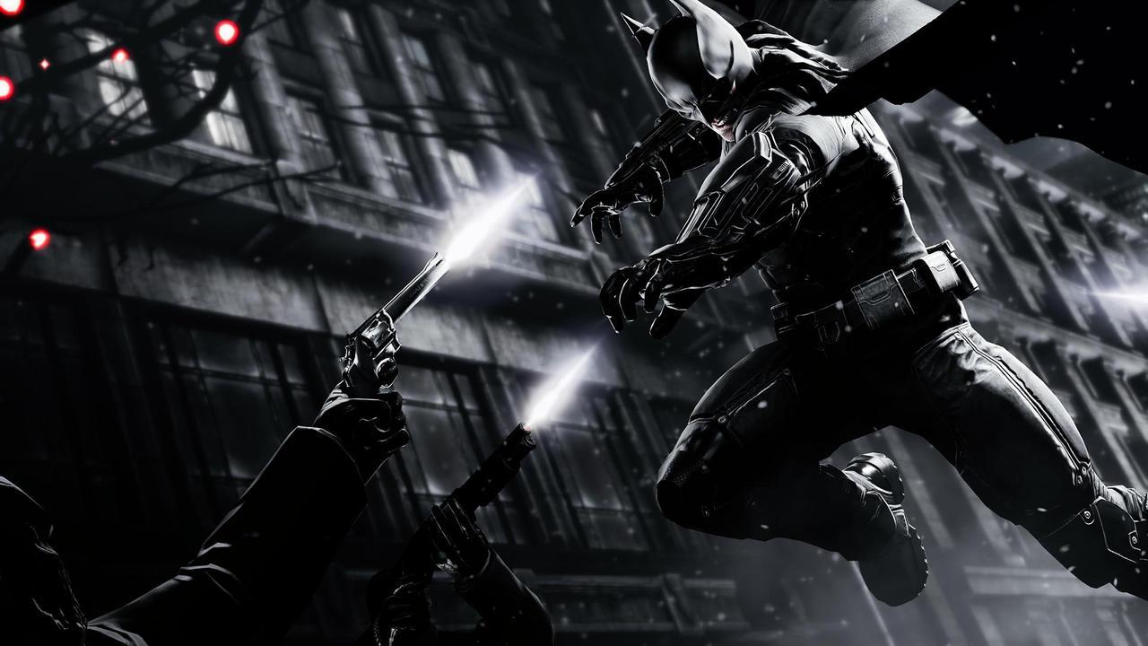 Batman Arkham Origins Wallpaper: Batman Arkham Origins Main Menu Theme(WallpaperHD) By