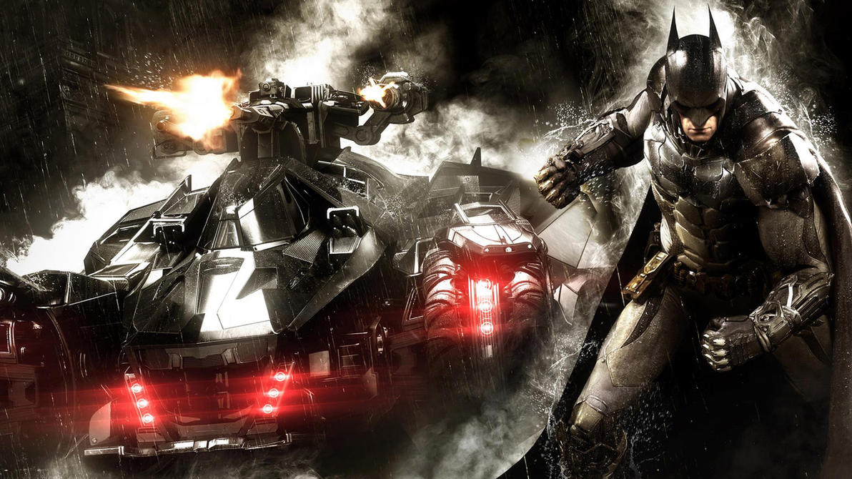 Batman Arkham Knight Wallpaper HD By FreddyLolBear