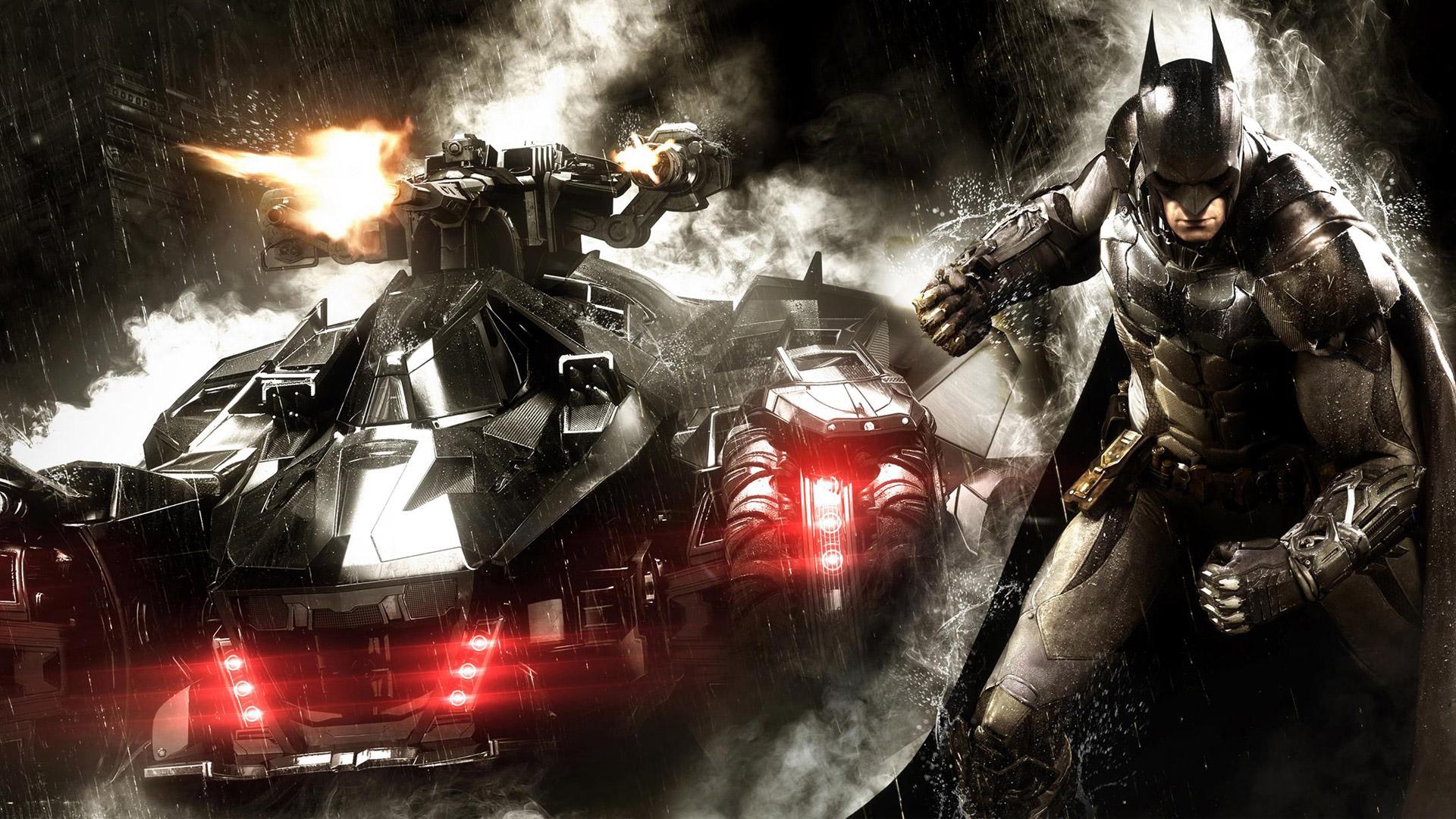 Batman Arkham Knight Wallpaper Hd By Freddylolbear On Deviantart