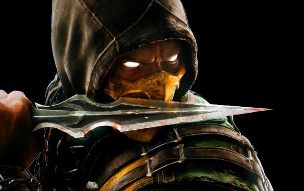 Mortal Kombat X Scorpion Wallpaper 2 By FreddyLolBear
