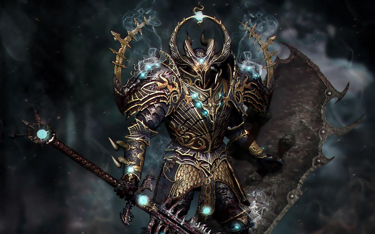 Warhammer 40k Wallpaper By Freddylolbear On Deviantart