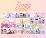 [SHARE PSD] HAPPY 1000+ WATCHES