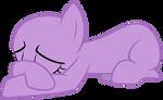 My Little Pony Base #23 [Sad]