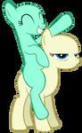 My Little Pony Base #28 [Ride]