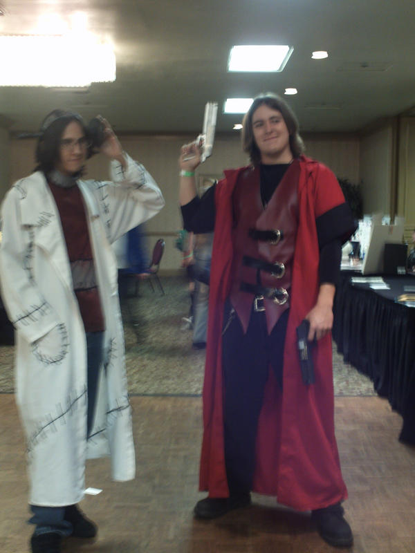 AnimeLand 09 Dante and.... by Little-TWEEK-Koncept