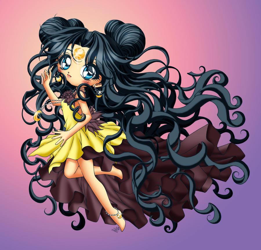 luna... by sureya by Keiko-cha