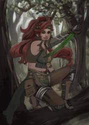 Aya the Rogue