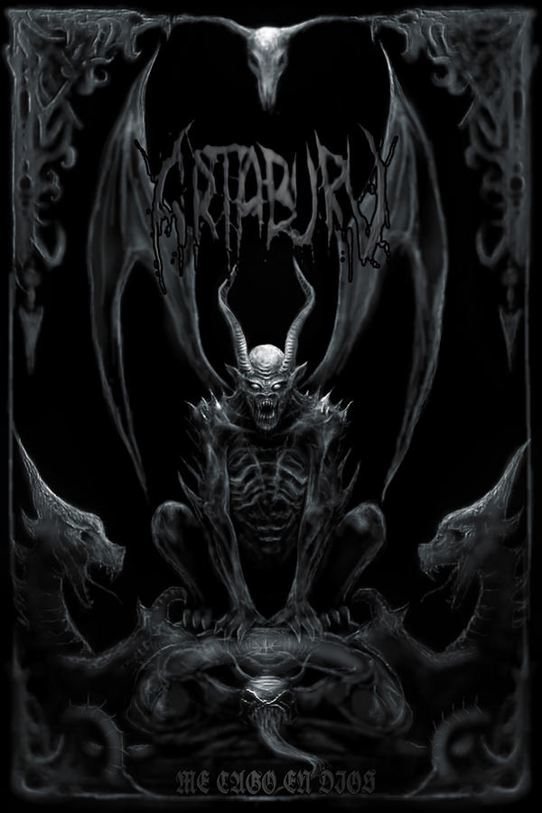 Demon by Gixajin