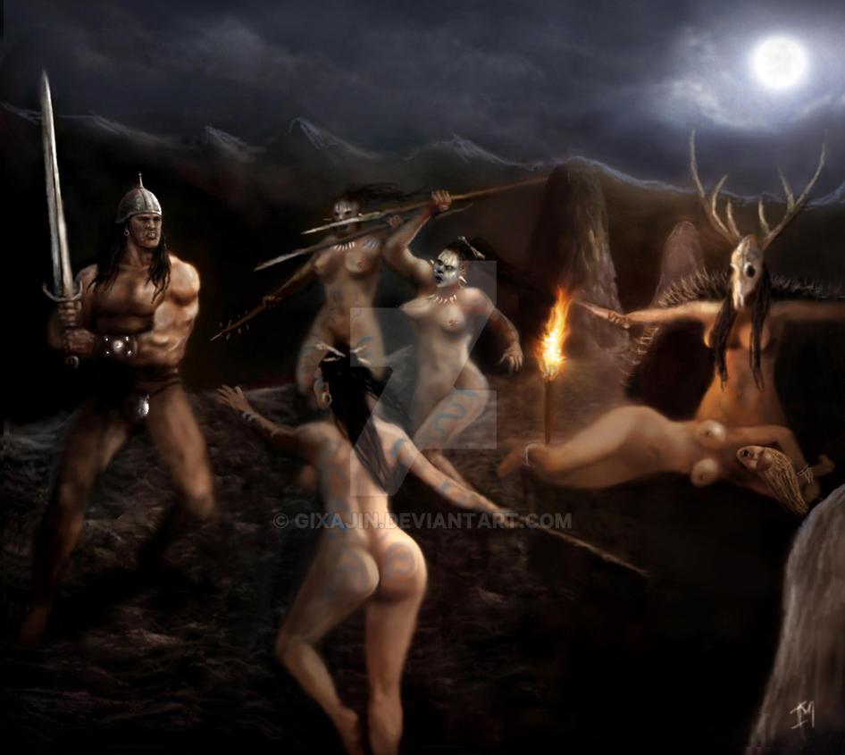 Sacrifice by Gixajin