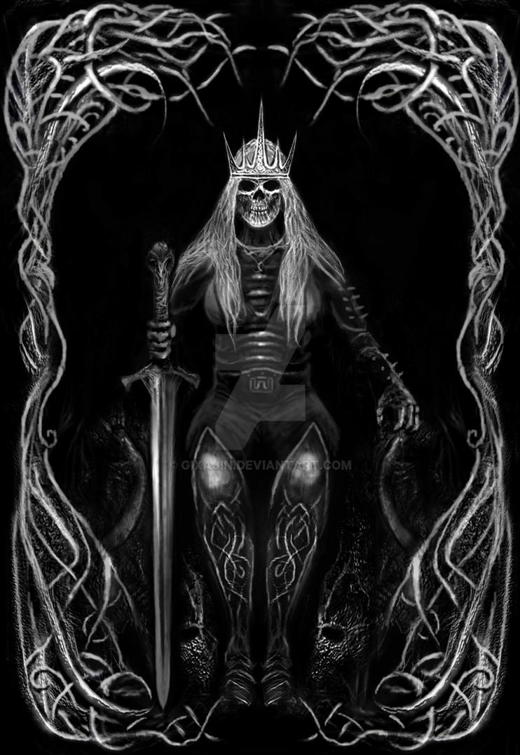 Throne by Gixajin
