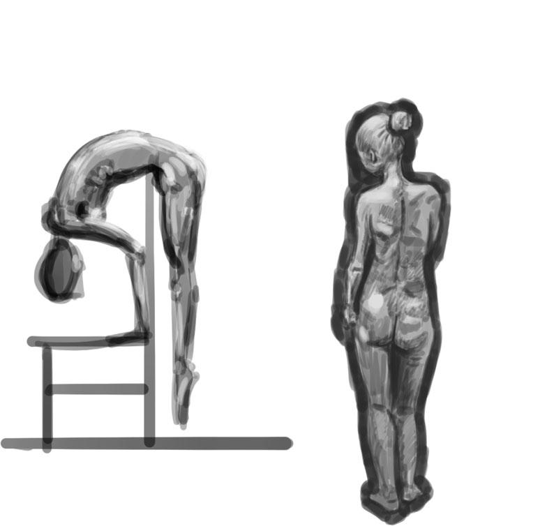 Sketchy 04.09.14 by Saitz