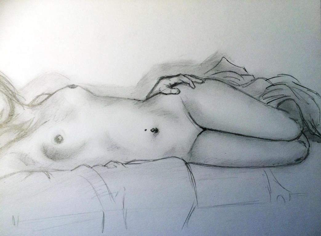 Like The French Girls by Saitz